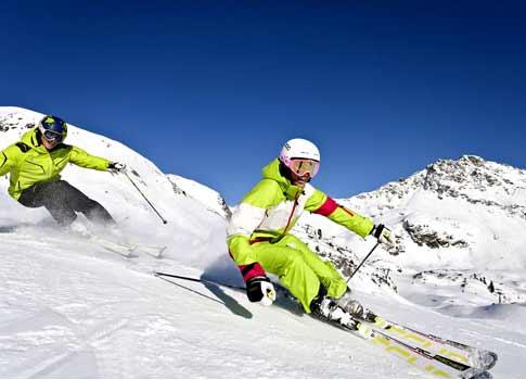 Arbeiten in der Skiregion Obertauern